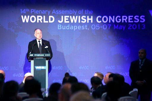 congresso mondiale ebraico