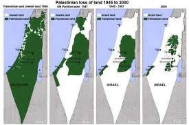 partizione palestina
