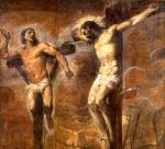 Gesu e il buon ladrone