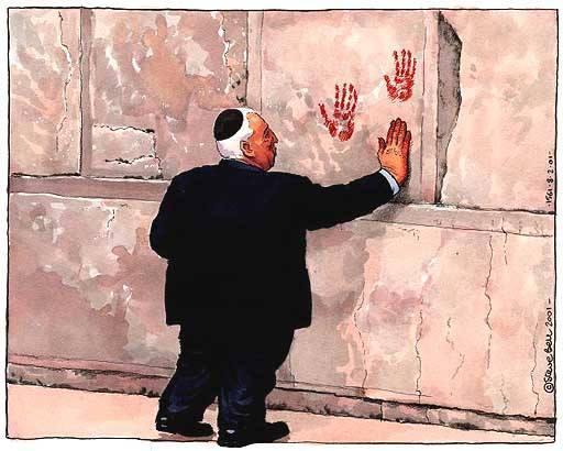Ariel Sharon Butcher of Beirut-2