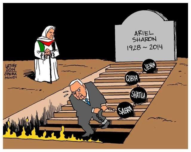 Ariel Sharon Butcher of Beirut-3