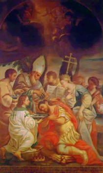 Battesimo del sovrano arsacide Tiridate III