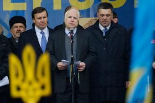 John McCain, Chris Murphy, Oleh Tyahnybok