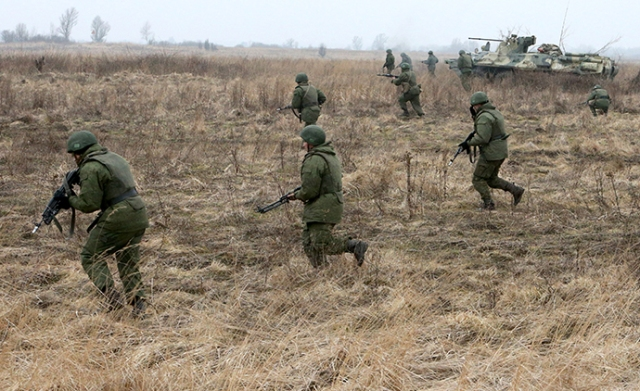 Baltic Fleet holds military exercise in Kaliningrad region