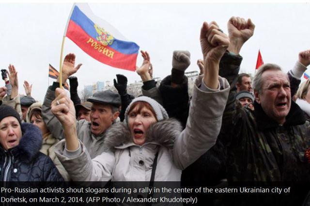 Ukraine-Donetsk