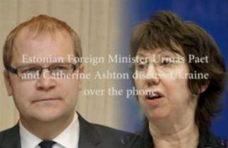 Urmas Paet and Catherine Ashton