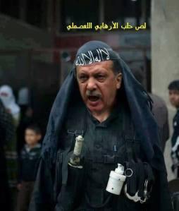 Erdogan Jabhat al-Nusra