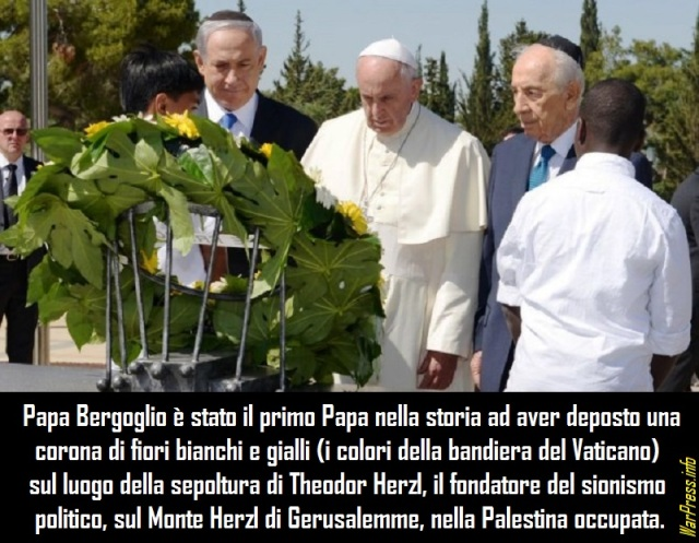 Bergoglio-Sionista-20140525-Theodor-Herzl-tomb