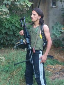 Terrorista Ahmad Housein al-Fneish