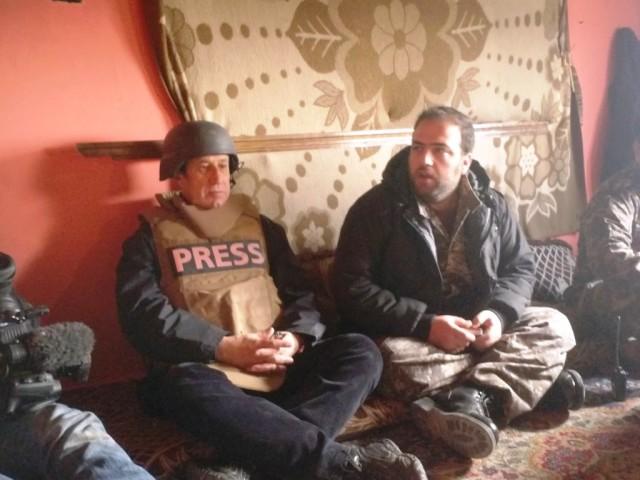 giornalista libanese Talal Khrais