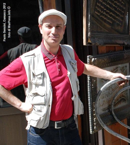 Paolo Sensini - Damasco 2012