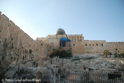 al-Aqsa-2007-10-© Photo by SyrianFreePress.NETwork